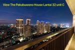 Sewa Pakubuwono House 2br Unit Besar Fully Furnished 3