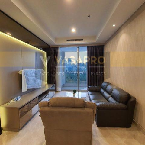 Sewa The Elements Kuningan 2br Full Furnished Low Floor 1