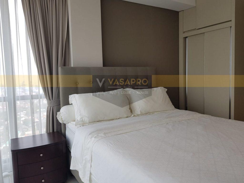 Apartemen St Moritz Tower Ambasador Di Jual Fully Furnish Master Bedroom 1