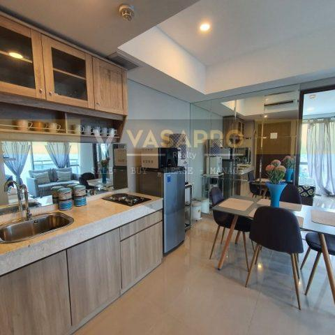 Bellevue Place Tebet 2br Fully Furnished Baru Hadap Taman 6
