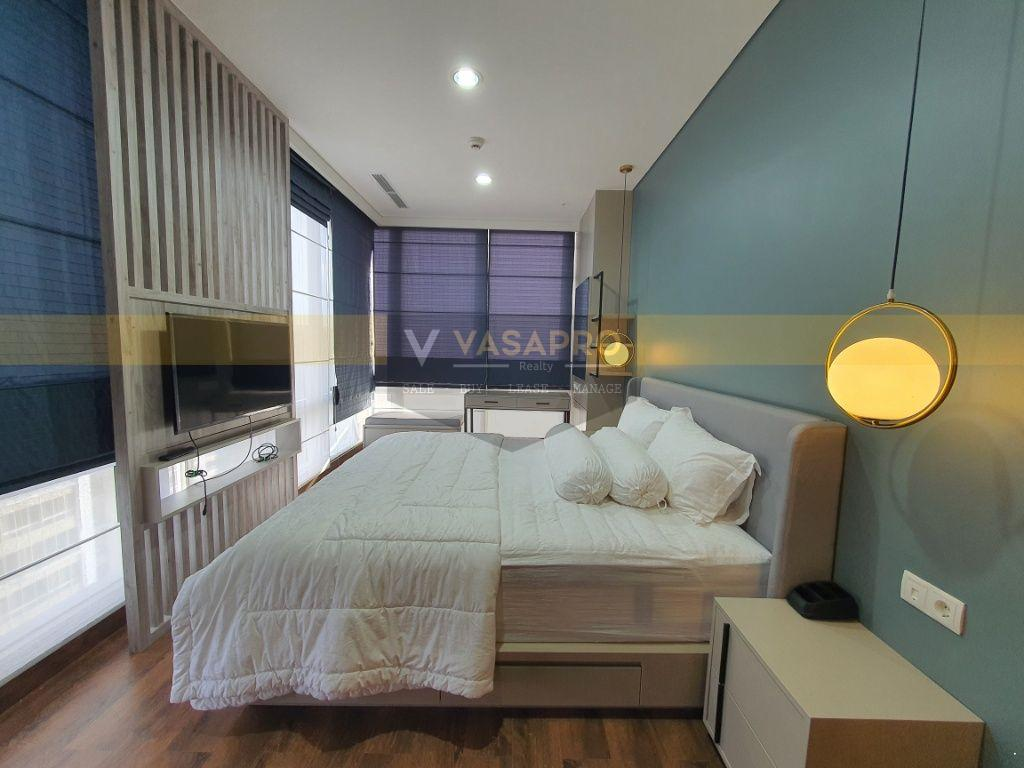 Sewa Apartemen Elements 2br Corner New Fully Furnished Lantai Tinggi 6